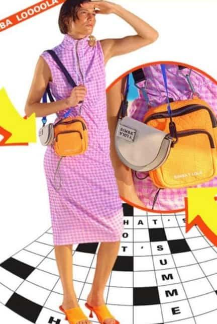 catalogo de moda Bimba y lola  2020